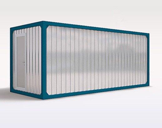 , Блок-контейнер